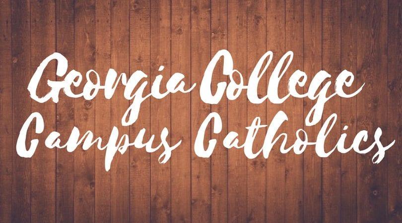 Georgia College Campus Catholics