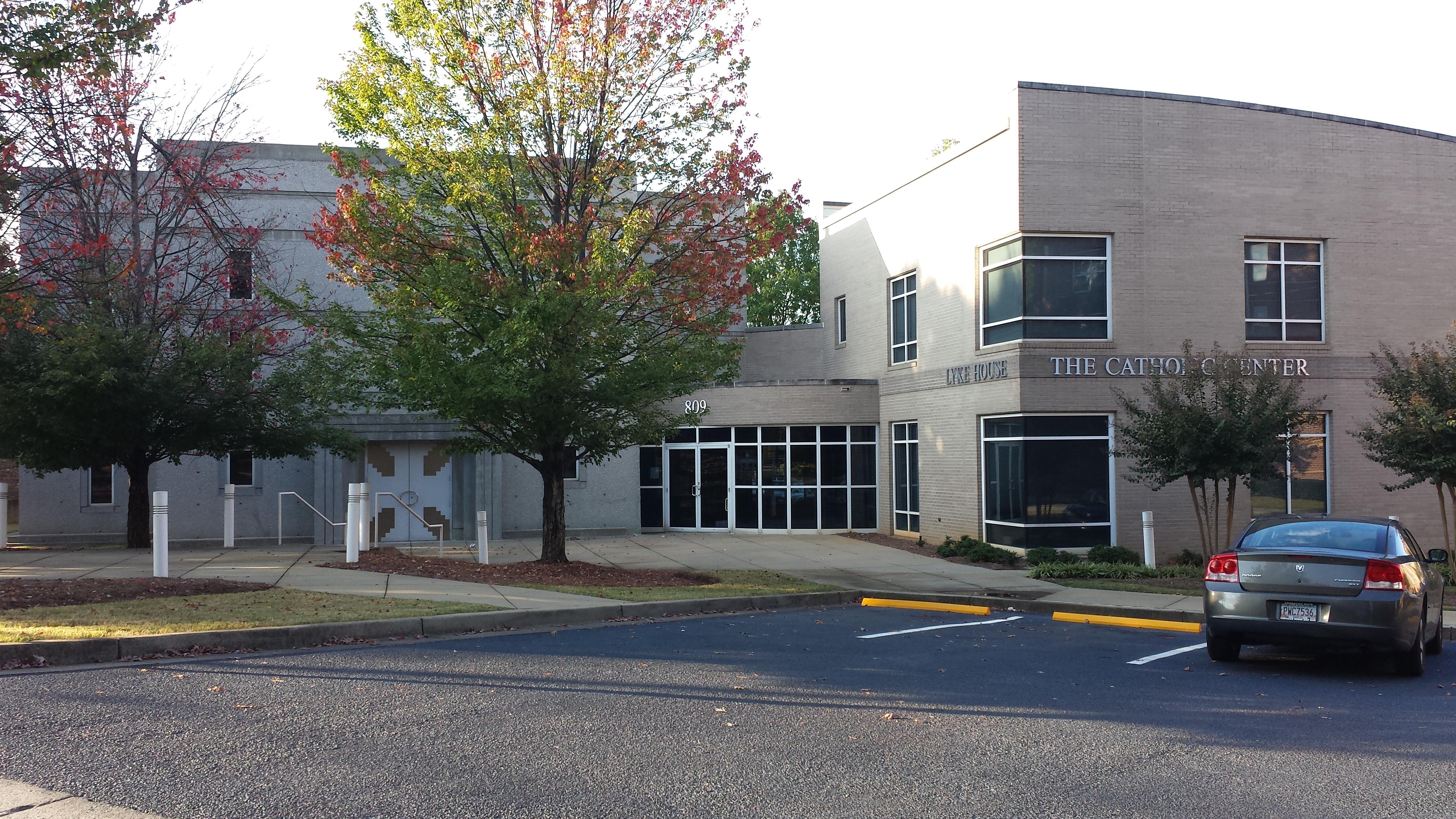 Lyke House – The Catholic Center at AUC